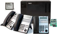 NEC 1100 Big Biz with Voice Mail